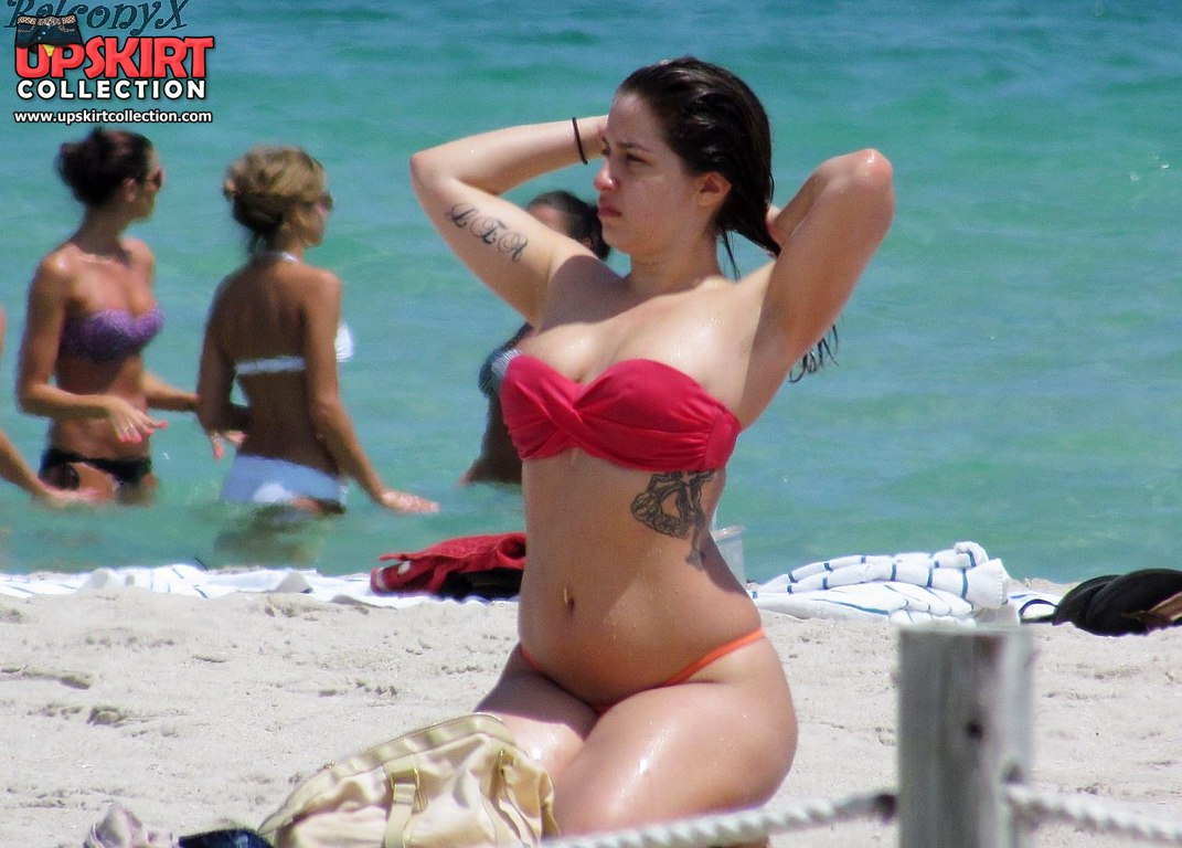 Awesome bikini pictures of real fems - sexy upskirt photos